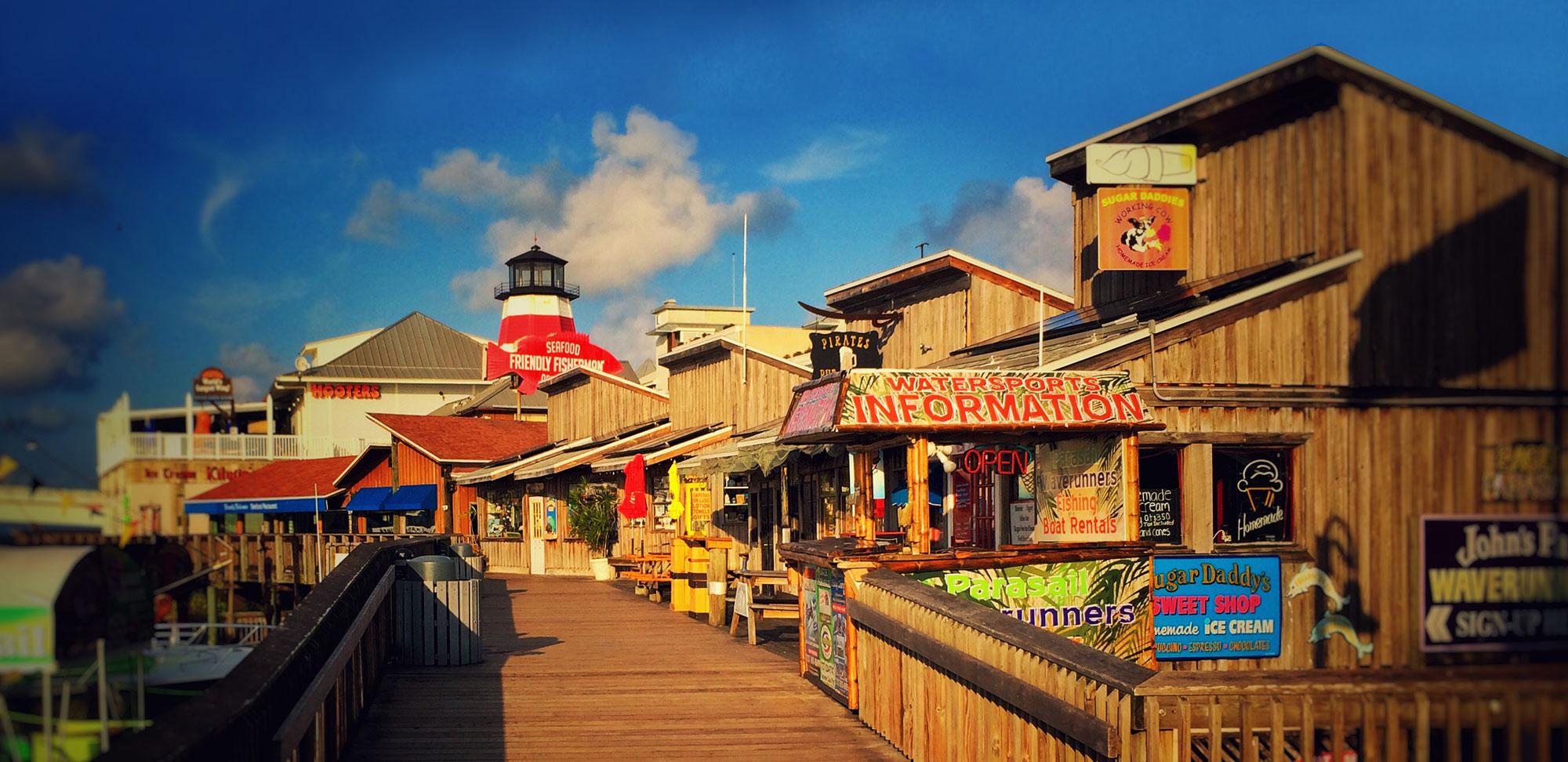Atlantic City New Jersey Boardwalk Restaurants