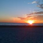 117 Gulf Beach sunset - 2