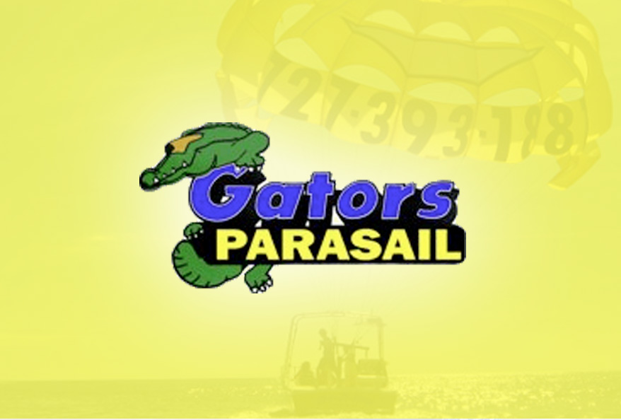 Gators Parasail