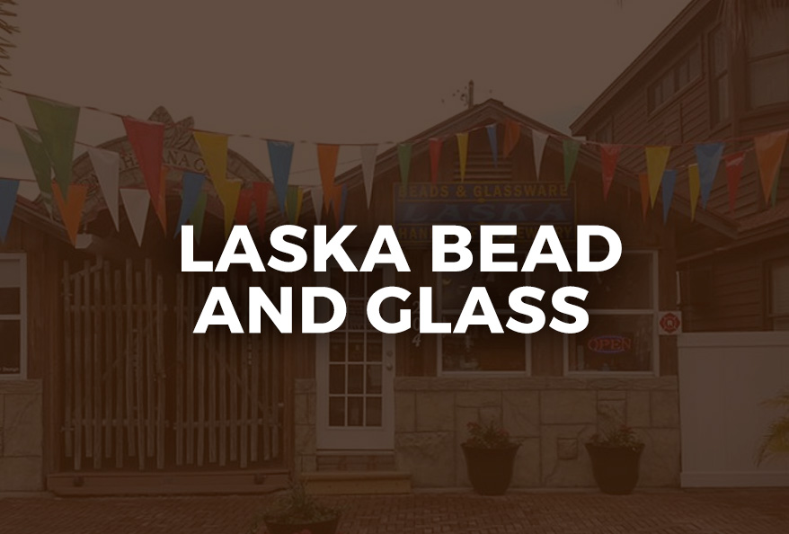 Laska Bead and Glass